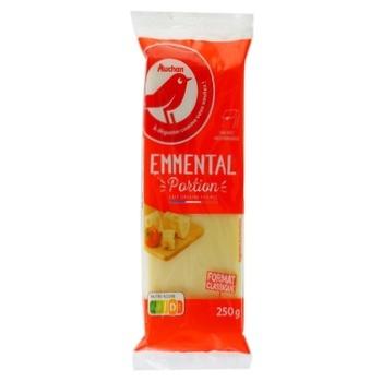 Auchan Emmental Cheese