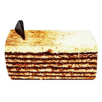 Торт Шарлотт весовой - купить, цены на Ашан - фото 1