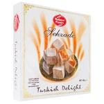 Turkish delight Malatya pazari 400g in a box Turkey