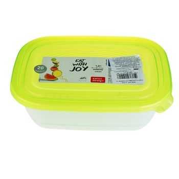 Rotho Sunshine Freezer Container 1l - buy, prices for CityMarket - photo 1