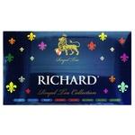 Набор чая Richard Royal Tea Collection 8 видов 40шт