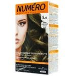 Фарба для волосся Numero 8.10 Світлий попелястий блонд