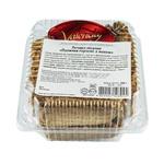 Печенье Valencia Палочки ореховые с маком песочное 250г