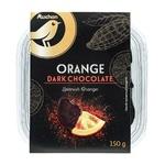 Апельсин Ашан в черном шоколаде 150г