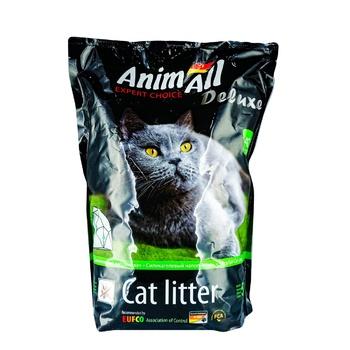 Наповнювач гігієнічний AnimAll для кошачьего туалета силікагель 5л - купити, ціни на CітіМаркет - фото 1