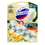 Domestos Power 5 Tangerine Flowers Toilet Block 55g