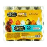 Яйця курячі Zlata kladka С0 20шт