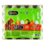 Яйца куриные Zlata kladka С1 20шт