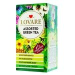 Lovare Assorted Green Tea 4 types 6pcs*2g