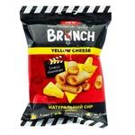 Трубочки Brunch Yellow Cheese мультизлаковые 60г