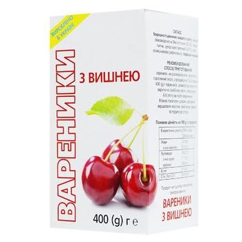 Pohitailo Frozen Vareniki With Cherry 400g