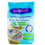 Каша дитяча Карапуз Рисово-кукурудзяна з біфідобактеріями суха швидкорозчинна з 4 місяців 250г