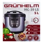 Grunhelm MPC15V Multicooker 39 programs 900W 5l