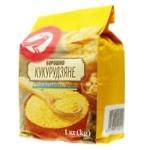 Борошно Ашан кукурудзяне 1кг - купити, ціни на Ашан - фото 1