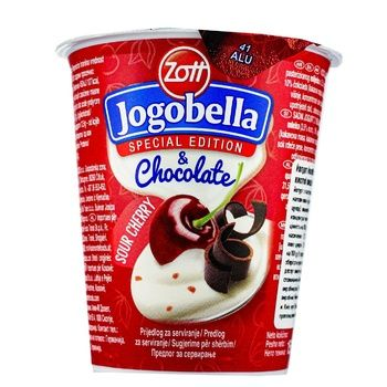 Zott Jogobella Chocolate Yogurt Flavor in assortment 150g - buy, prices for Auchan - photo 2