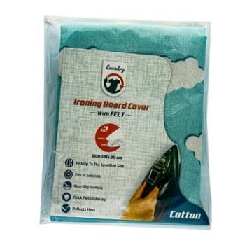 Чехол Laundry для гладильной доски хлопок 110*30см