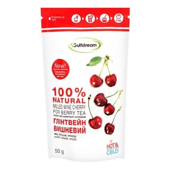 Gulfstream non-alcoholic frozen concentrate cherry glintvine 50g