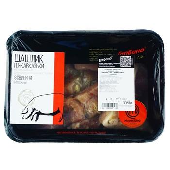 Шашлик Глобино По-кавказьки із свинини охолоджений