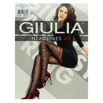 Колготи Giulia Headlines Nero 40 ден розмір 4