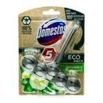 Domestos Power 5 Freshness of Cucumber and Young Grass Toilet Block 55g - buy, prices for Auchan - photo 1