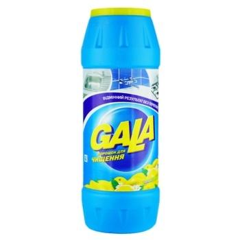 Порошок для чистки Gala Лимон 500г - купить, цены на Novus - фото 1