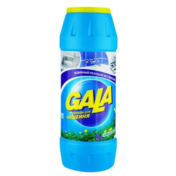 Gala Spring Freshness Cleaning Powder 500g - buy, prices for CityMarket - photo 1
