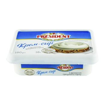 President Walnut Cream-Cheese