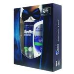Gift Set Shampoo And Shaving Foam For Men