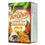 Чай чорний Тянь Шань Обліпиха та мед 20шт 40г