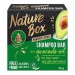Шампунь Nature Box с маслом авокадо для восстановления волос 85г