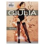 Чулки Giulia Queen Calze Nero 20 ден размер 1/2