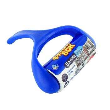 Валик Фрекен Бок для чистки з пластиковою кришкою 10м - купити, ціни на Ашан - фото 1