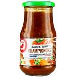 Соус Ашан томатний з шампіньйонами 420г