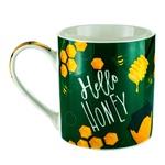 S&T Hello Honey Porcelain Cup 400ml