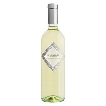 Вино Le Altane Pinot Grigio белое сухое 12% 0,75л