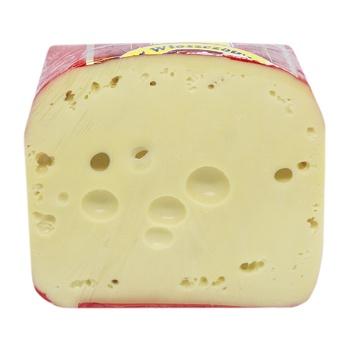 Сыр Wloszczowa Швейцарский брус 45%