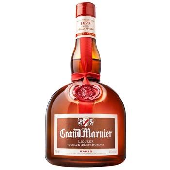 Grand Marnier Orange&Cognac liqueur 40% 0.7l - buy, prices for Furshet - image 1
