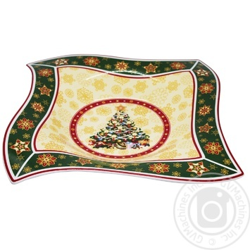 Блюдо Lefard Christmas collection 29см