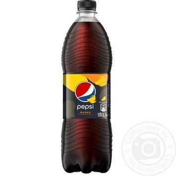 Напиток Pepsi Mango 1л - купить, цены на Фуршет - фото 1