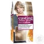 Краска-уход для волос L'Oreal Casting Creme Gloss 810 Светло-русый перламутровый без аммиака
