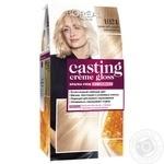 Краска-уход для волос L'Oreal Casting Creme Gloss 1021 Светло-светло-русый перламутровый без аммиака