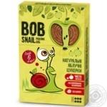 Конфеты Bob Snail натуральные яблочные 60г - купить, цены на Novus - фото 1