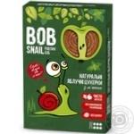 Конфеты Bob Snail натуральные яблочные с мятой 60г - купить, цены на МегаМаркет - фото 1