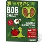 Конфеты Bob Snail яблочные с мятой натуральные 120г - купить, цены на Метро - фото 1