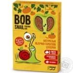 Конфеты Bob Snail натуральные яблочно-тыквенные 60г - купить, цены на Таврия В - фото 1