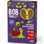 Конфеты Bob Snail яблочно-сливовые 60г - купить, цены на Novus - фото 1