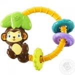 Іграшка Bright Starts брязкальце мавпочка