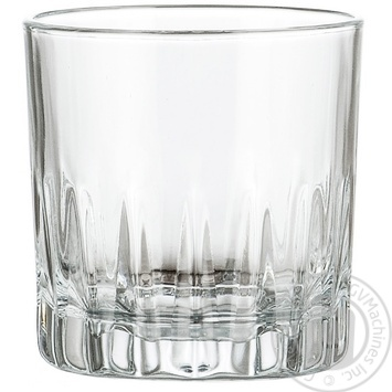 Стакан Kristalino DOF для виски 0.313л - купить, цены на МегаМаркет - фото 1