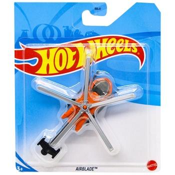 Іграшка Hot Wheels базовий літачок в асортименті - купити, ціни на УльтраМаркет - фото 5