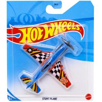 Іграшка Hot Wheels базовий літачок в асортименті - купити, ціни на Метро - фото 4